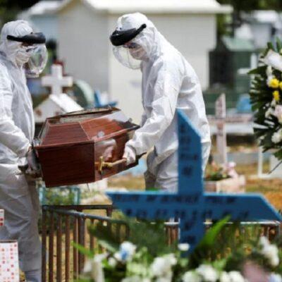 PANDEMIA SE ENSAÑA CON MÉXICO: Suman 29 mil 189 muertes por COVID-19