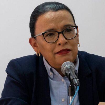 AMLO nombra a Rosa Icela Rodríguez coordinadora general de Puertos y Mercante