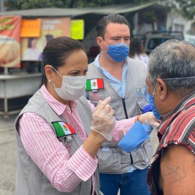 Enfrenta México 27 mil 891 casos activos de COVID-19; muertes suman 32 mil 796