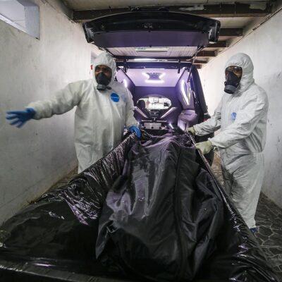 NO CEDEN NI CONTAGIOS, NI DECESOS: México acumula 338 mil 913 casos confirmados y 38 mil 888 muertes por COVID-19