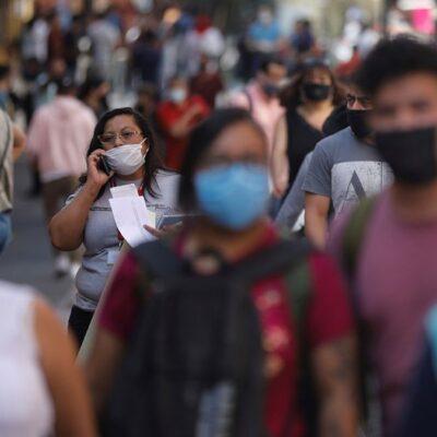 NUEVO RÉCORD DIARIO DE CONTAGIOS: México enfrenta 8 mil 438 nuevos casos de COVID-19