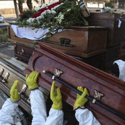 México acumula 28 mil 510 muertes por COVID-19; ocupa el sexto puesto a nivel mundial