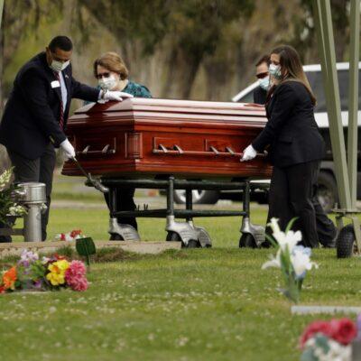 México ya es el quinto país con más muertes por COVID-19 en el mundo; reporta 30 mil 366 decesos