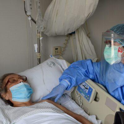 Cada día hay menos camas en Tabasco; suman 13 mil 622 casos confirmados de COVID-19