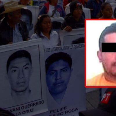 Jueza ordena liberación de 'El Mochomo', presunto involucrado en el caso Ayotzinapa