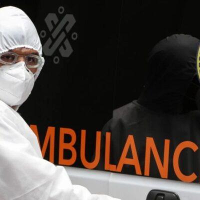 PANDEMIA EN MÉXICO: Muertes suben a 29 mil 843; semáforo con 15 estados en rojo y 17 en naranja