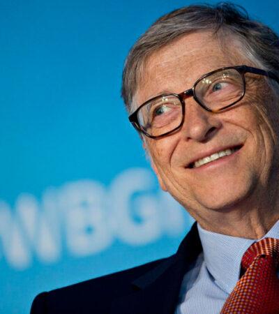CHIAPAS: Acusan a Bill Gates de crear el COVID-19 para exterminar a mayores de 60 años