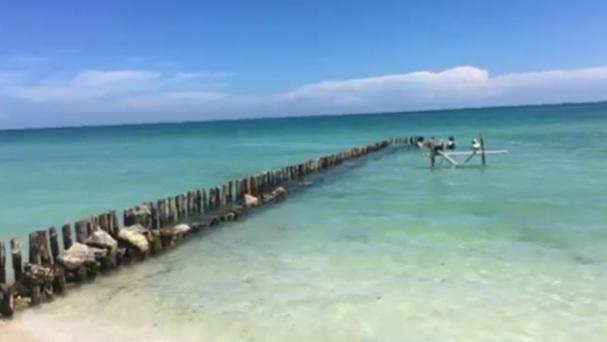Denuncian en Yucatán que dueños de casas veraniegas se adueñan de playas