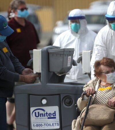 ALARMA POR BROTES DE COVID-19: Supera EU los 3 millones de contagios por repuntes en California, Arizona, Texas y Florida