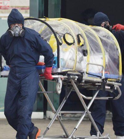 Reporta Pemex 4 mil 52 contagios y 723 muertes por COVID-19 entre trabajadores y derechohabientes