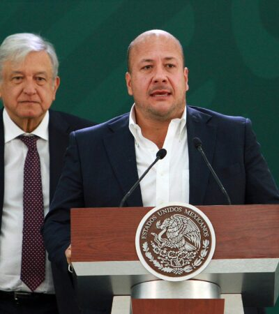 LIMAN ASPEREZAS: AMLO y Alfaro se dicen dispuestos a coordinar esfuerzos por Jalisco