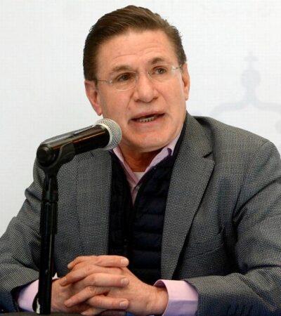 Gobernador de Durango da positivo a COVID-19; hace 4 días asistió a reunión de la 'Alianza Federalista por México'
