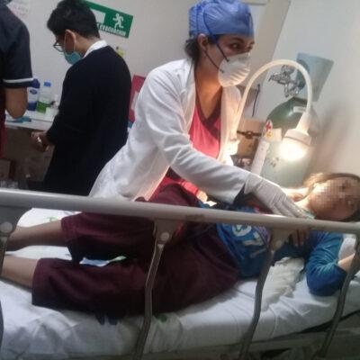 CHIAPAS: Niña de 13 años es herida de bala en zona de conflicto por tierras comunitarias