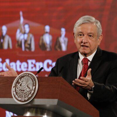 Asegura AMLO que visita a EU fue favorable y benéfica para México