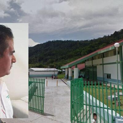 Reabre hospital del IMSS en Chiapas tras agresión de pobladores al personal médico