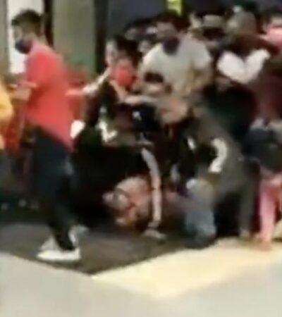 DÍA DE OFERTAS CASI ACABA EN TRAGEDIA: Clausuran tienda Soriana en Guerrero por estampida de clientes