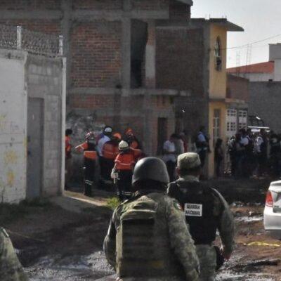 OTRA VEZ GUANAJUATO: Siete asesinados en comunidad de Salamanca; GN arribó media hora después