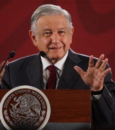 SI DEVUELVEN LO ROBADO, HABRÁ MEJOR TRATO: Ofrece AMLO concesiones a involucrados en casos de corrupción