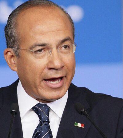 VIDEO   Calderón propone 'rebelión armada' para derrotar regímenes populistas