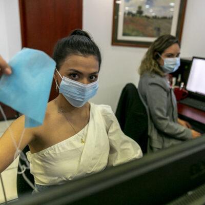 Patrones desafilian del IMSS a un millón de trabajadores durante epidemia