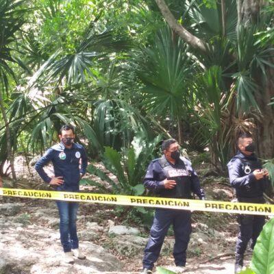 Muere hombre en Tulum tras nadar en cenote