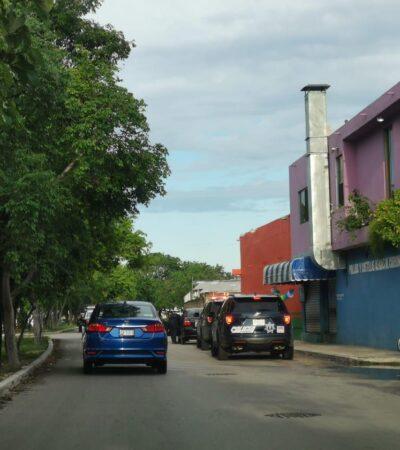 Fallece trabajador que fue herido durante millonario asalto en Playa del Carmen