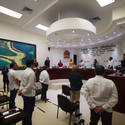 Regidor pide regreso de sesiones virtuales en Cancún ante el riesgo de propagación del COVID-19