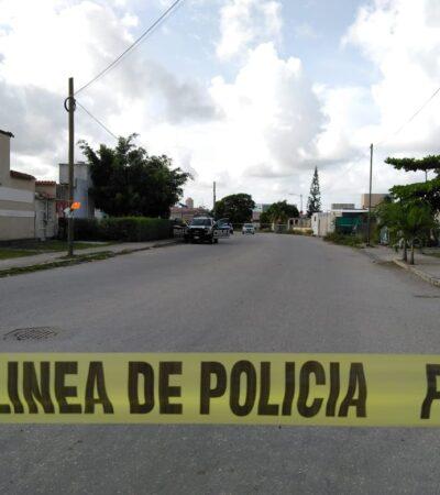 Hallan cadáver en un autolavado de Cancún