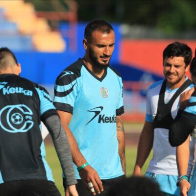 Arribo de refuerzos con experiencia al Cancún FC ilusiona a Chaco Giménez