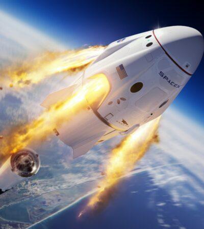 NASA: 5 datos claves sobre la misión de la cápsula Crew Dragon