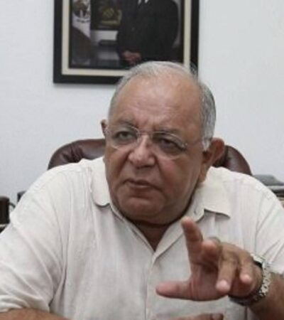 SE TENÍA QUE DECIR Y SE DIJO: Hay falta de voluntad para revocar concesión del servicio de recolección de basura en Cancún, advierte Eduardo Galaviz