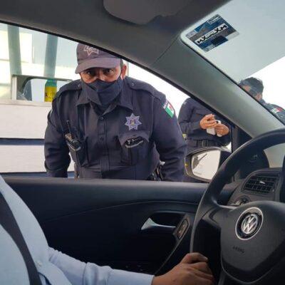 """POR INSTRUCCIONES DE ARRIBA"": Dan marcha atrás a prohibición de entrar o salir de Chetumal"