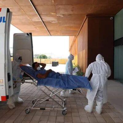 MANTIENE YUCATÁN CIFRAS ALTAS EN CONTAGIOS: Suman 6,385 casos positivos y 657 muertes por COVID-19