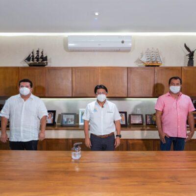ENTRA VENTRE AL GOBIERNO DE TULUM: Anuncia Víctor Mas cambios e incorpora a su gabinete al perredista más borgista de la pasada administración