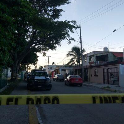 NUEVO ATAQUE EN CANCÚN: Balean a un hombre afuera de su casa en la Unidad Morelos de la SM 58
