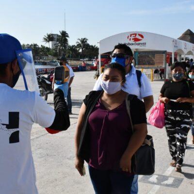 ALCANZA HOLBOX 30% DE OCUPACIÓN EN SU REAPERTURA: Celebran el regreso de turistas a la isla tras casi cuatro meses de cierre