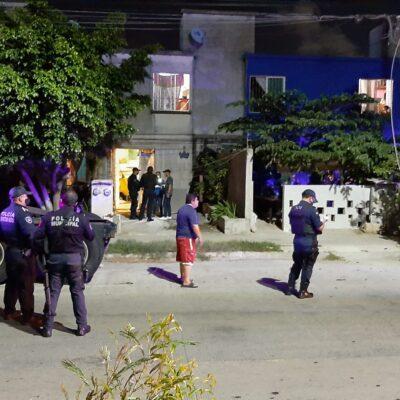 ESTABA ACOSTADA EN SU HAMACA Y LE DISPARON AL MENOS SIETE VECES: Asesinan a una mujer en Cancún