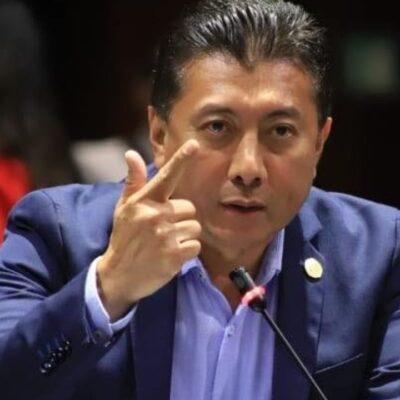 RENUNCIA JESÚS POOL A MORENA: Diputado federal por QR abandona a la 4T a dos años del triunfo de Obrador