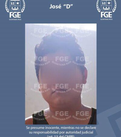 CAE PRESUNTO FEMINICIDA EN CANCÚN: Detienen al hombre que habría violado y degollado a una mujer hallada en el Kilómetro Cero de la Zona Hotelera, anuncia Fiscal