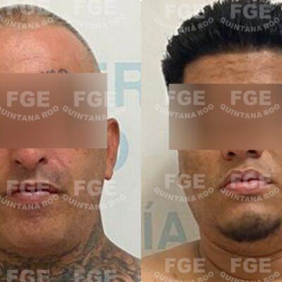 Logra FGE vinculación a proceso de dos presuntos narcomenudistas en Playa