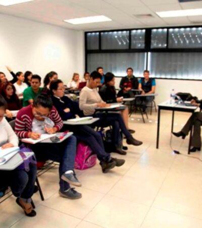 Inicia proceso de asignación de 550 becas para nivel Medio Superior y Superior en Cancún