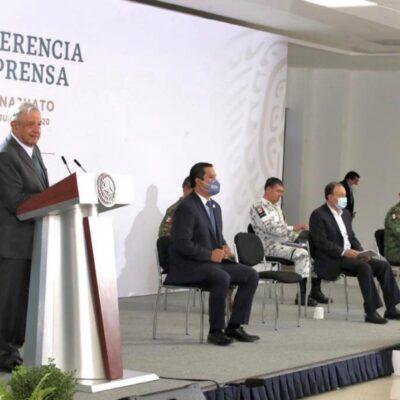 Ampliarán atención hospitalaria en QR y Yucatán por rebrote de Covid-19, anuncia AMLO