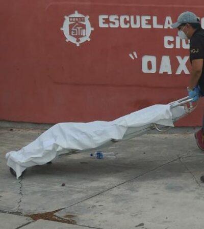 Se suicida empleado de limpieza en secundaria de Cancún