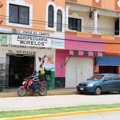 Negocios en José María Morelos no han podido superar el 15% de ocupación