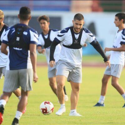 Olfato goleador, carta de presentación del brasileño Igor Neves en el Cancún FC