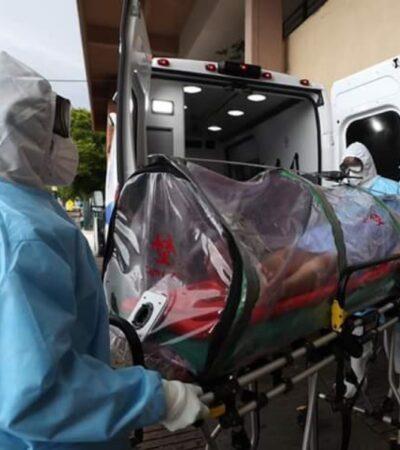 Denuncian que mujer de 73 años con Covid-19 esperó más de dos horas para ser atendida en Yucatán