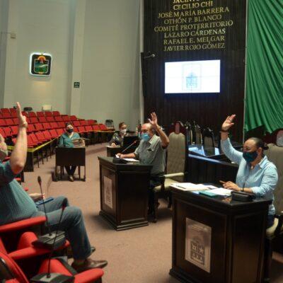 Diputados analizan y definen la lista de aspirantes a consejeros consultivos del IDAIP