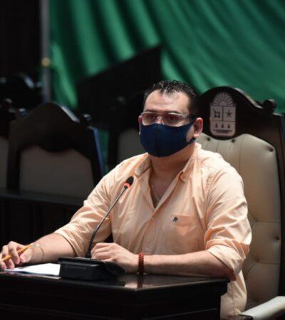Pide Edgar Gasca a SESA establecer un semáforo epidemiológico por municipio, ante el incremento de casos positivos de Covid-19