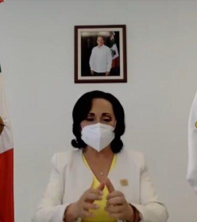 En Cancún y Playa del Carmen se perdió un 90% de empleos por la contingencia sanitaria, reconoce la secretaria del Trabajo