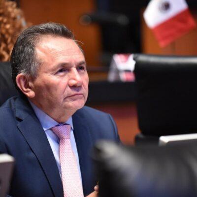 Ante reclamo de entidades, es necesario replantear la entrega de participaciones federales, asegura José Luis Pech